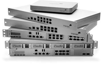 Cisco Meraki routers firewall